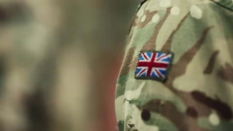British Army Patch