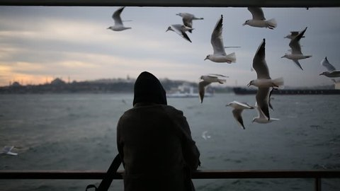 Istanbul Seagull Ferry