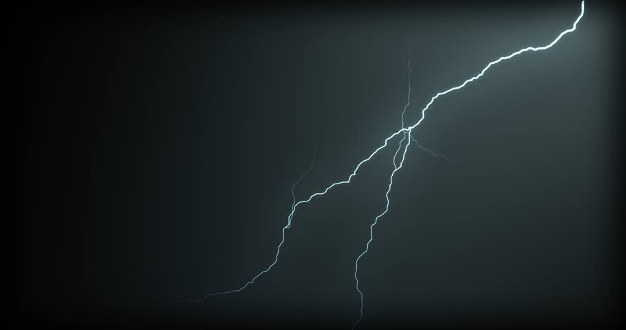 Lightning strikes on a black background   Shutterstock HD Video #1021536628