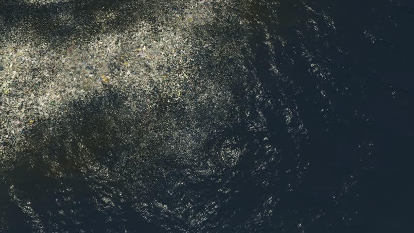 Ocean Pollution Aerial | Shutterstock HD Video #1021617148
