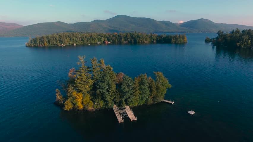 Little private island | Shutterstock HD Video #1021707178