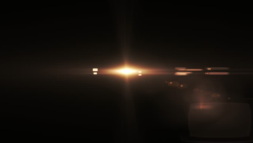 Lens flare element against black backdrop stock footage | Shutterstock HD Video #1022101858