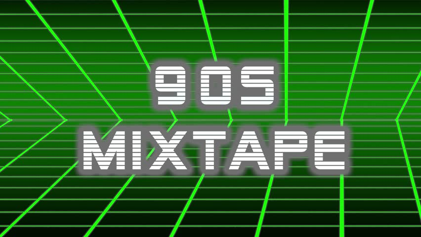 Animation of 90s Mixtape Title Stock Footage Video (100% Royalty-free)  1023435448 | Shutterstock
