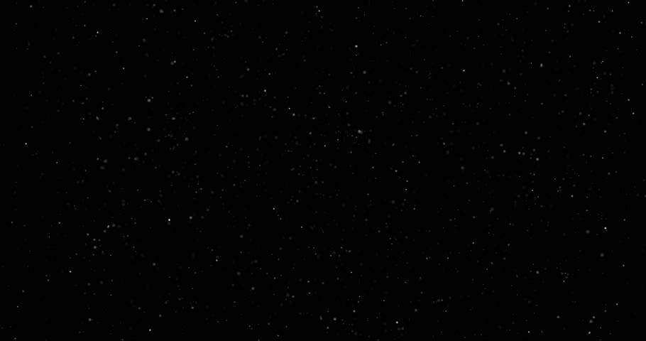 Flying dust particles on a black background | Shutterstock HD Video #1023482908