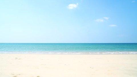 Phuket Sea Beach Thailand, Background sky, bright.