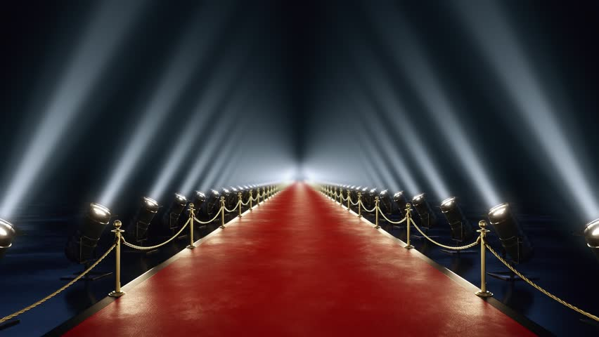 Loop red carpet animation | Shutterstock HD Video #1024151948