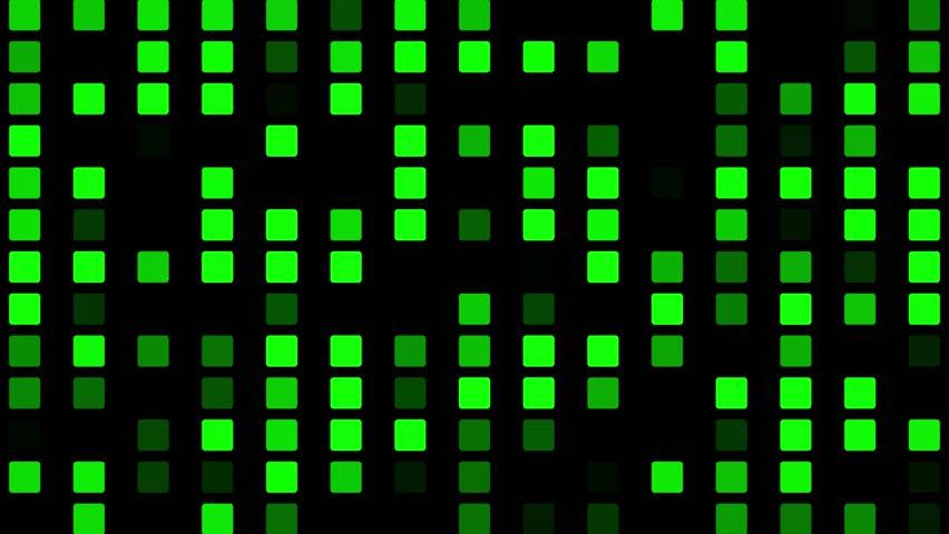 Seamless loop modern background. Technology style. | Shutterstock HD Video #1024160138