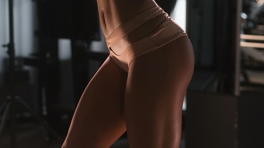 wide ass woman