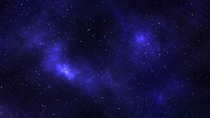 Abstract background stars or universe in space fiction, fast moving #1025446928