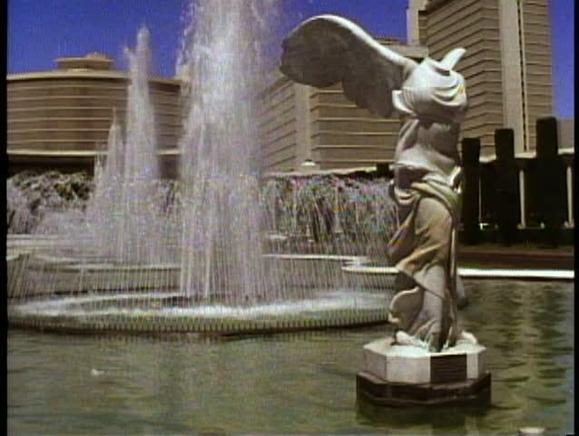 Las Vegas 94 >> Las Vegas Nevada 1994 Caesars Stock Footage Video 100 Royalty Free 1025883278 Shutterstock