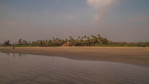 Beach India Ashwem Hyperlapse