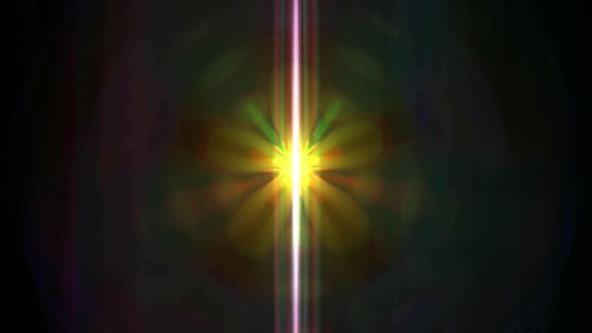 4K Relaxing Rainbow Flower Spread | Shutterstock HD Video #1026897488