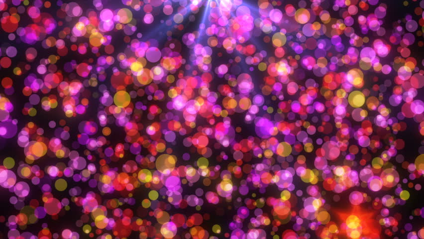 Fantastic colorful shiny background with particles looped | Shutterstock HD Video #1027882148