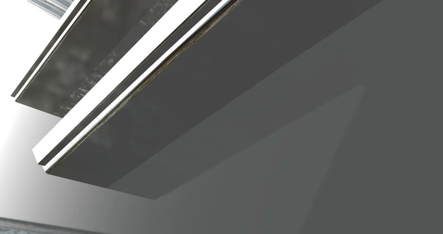 Metal text happy new year | Shutterstock HD Video #1028117618