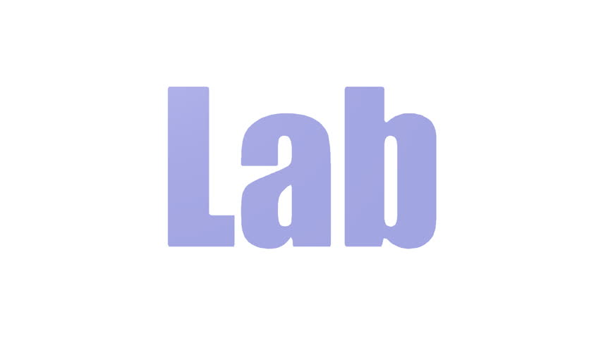 Lab Wordcloud Animated Isolated On White | Shutterstock HD Video #1029064328