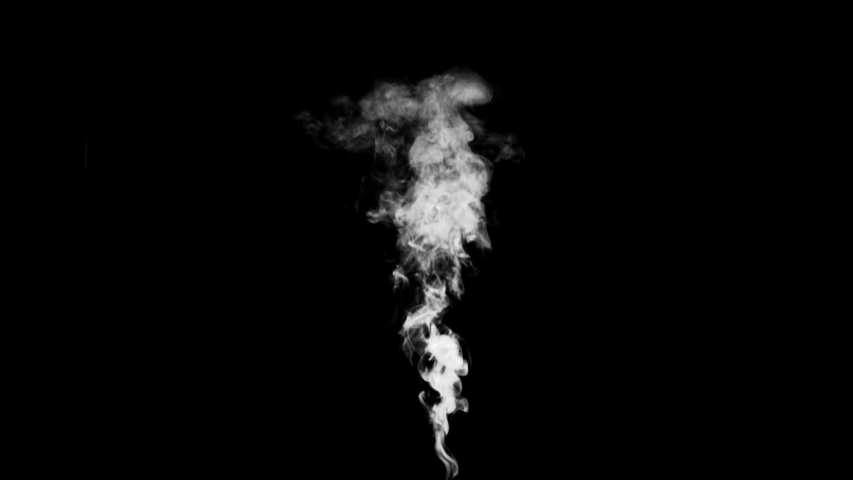 Steam Rising up seamless loop #1035062618