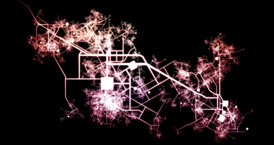 City Urban Planning as a Growth Concept | Shutterstock HD Video #1035339428