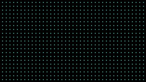 Abstract motion background loop digital dot modern blue and white, Dynamic black and blue composition. Halftone element. Seamless loop
