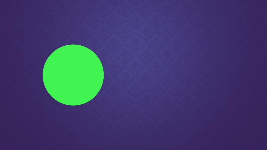 Abstract background with green circles for inserting video | Shutterstock HD Video #1037415608