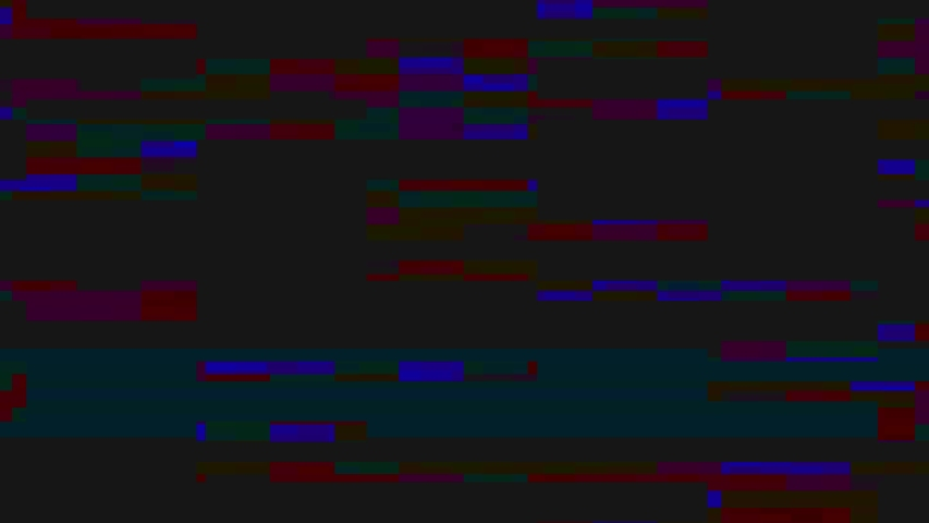 Static VHS TV noise with glitches. Old style  bad signal, broken television background.  | Shutterstock HD Video #1038670148