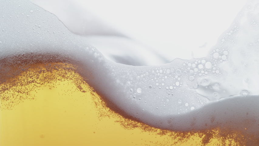 Beer pouring and splashing in super slow motion. Shot on Phantom Flex 4K high speed camera. | Shutterstock HD Video #1039105448