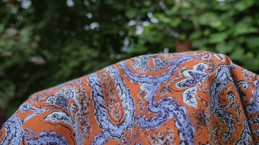Fabric material for clothes multicolored 010 | Shutterstock HD Video #1039190018