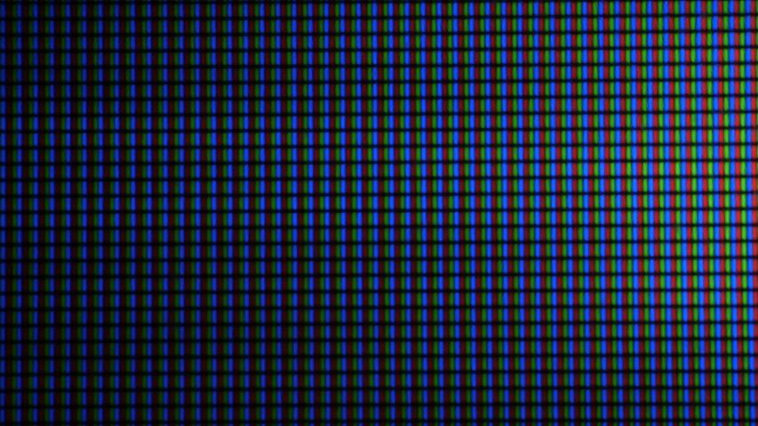 LCD screen pixels. Macro Shot Of Computer Screen, Pixels Texture. Abstract Blue Background. Close up LED Display With Color Shades  technology. Closeup Monitor. Pattern Wallpaper Illuminations. | Shutterstock HD Video #1039233458