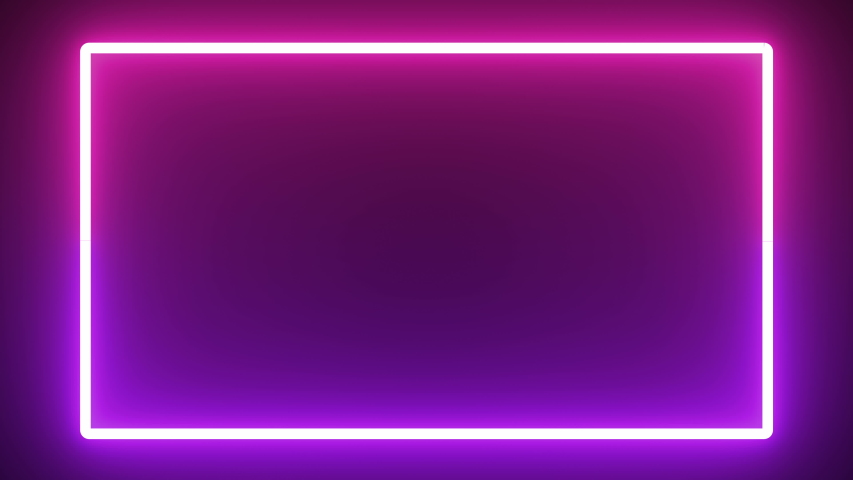 Abstract line backgrounds neon color | Shutterstock HD Video #1040931368