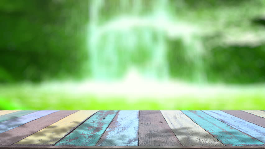 table top background hd. table top and blur nature of background stock footage video 10410578 | shutterstock hd b