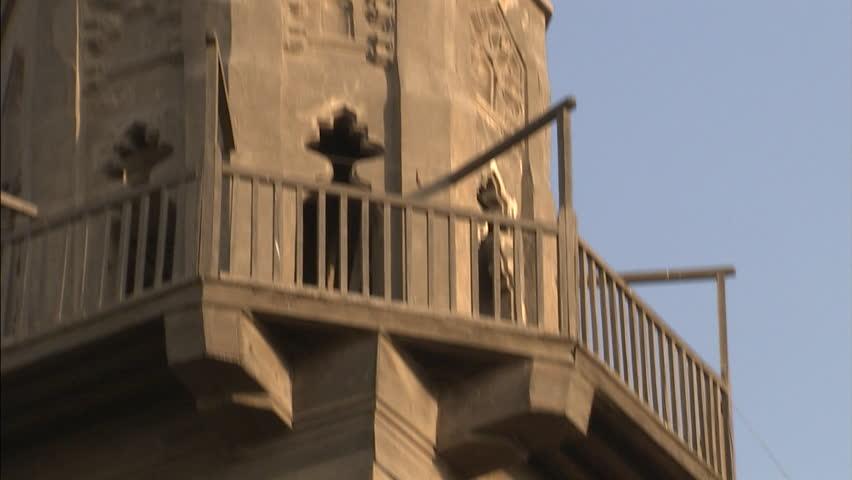 Details of Minaret - CAIRO, EGYPT | Shutterstock HD Video #10430198
