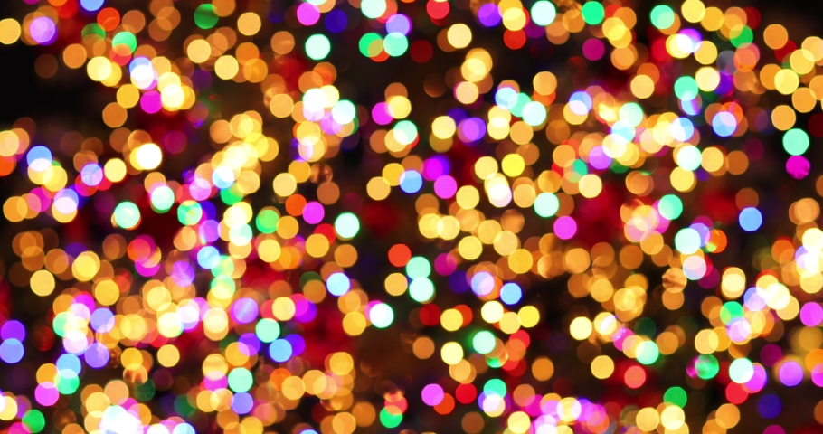 Footage of Christmas illuminations downtown Tokyo | Shutterstock HD Video #1045143958