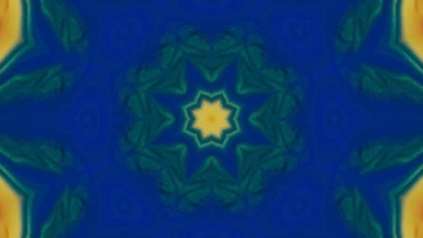 Poly Art Kaleidoscope Hypnotic Pattern Animation Footage   Shutterstock HD Video #1046948578