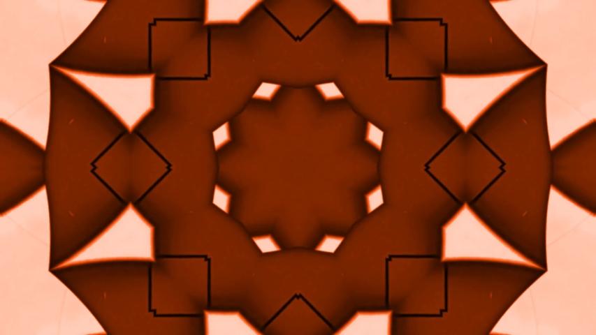 Poly Art Kaleidoscope Hypnotic Pattern Animation Footage   Shutterstock HD Video #1046948608