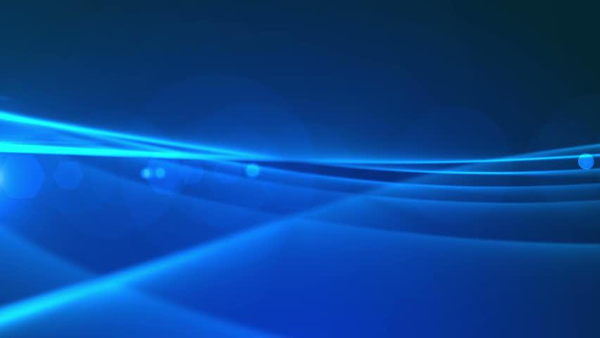 4k Blue Streaks Light Abstract Animation Background Seamless Loop. | Shutterstock HD Video #10505999
