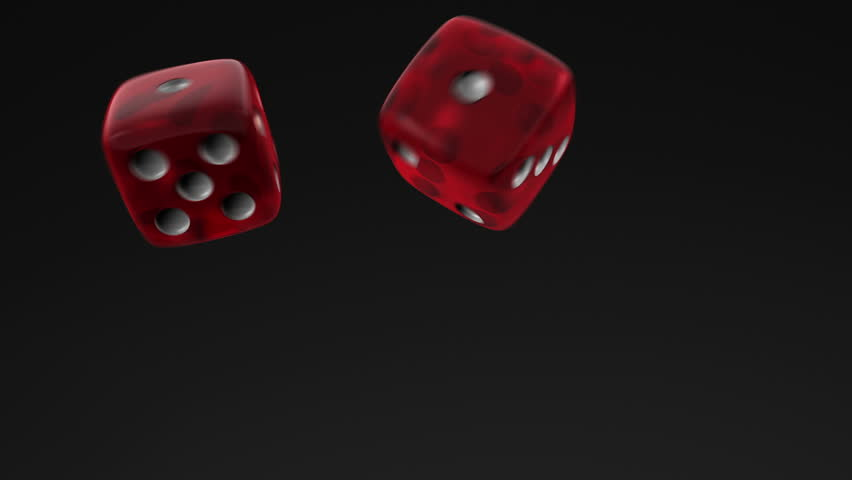 Dice Roll 5 and 4 | Shutterstock HD Video #10576208