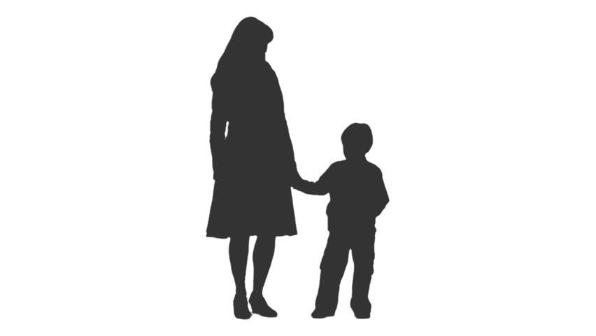 boy silhouette standing wwwpixsharkcom images