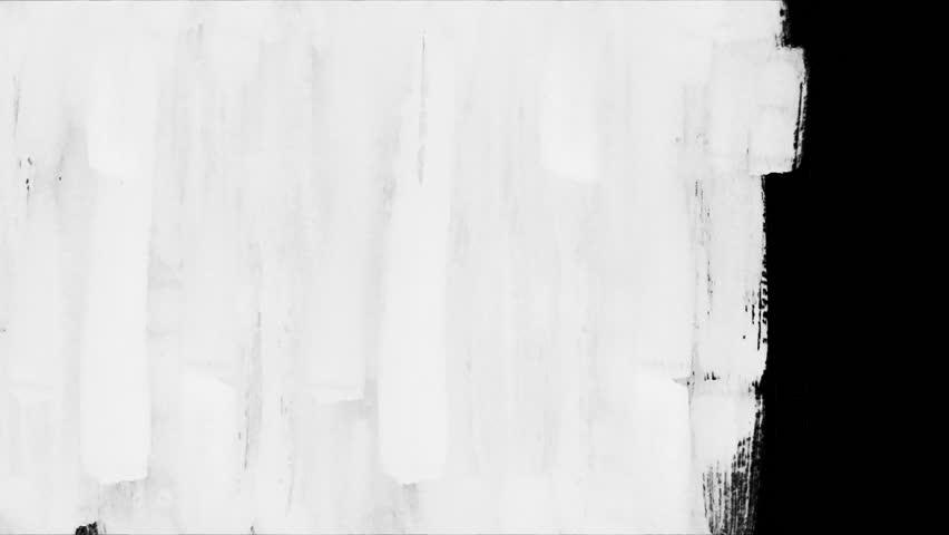 Animated Paint Brush / Calligraphy