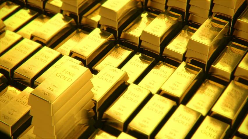 Цена на золото повышается