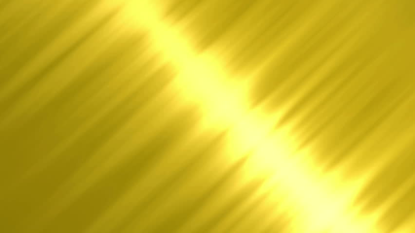 Camera traveling over a golden streak of light, then fading to black