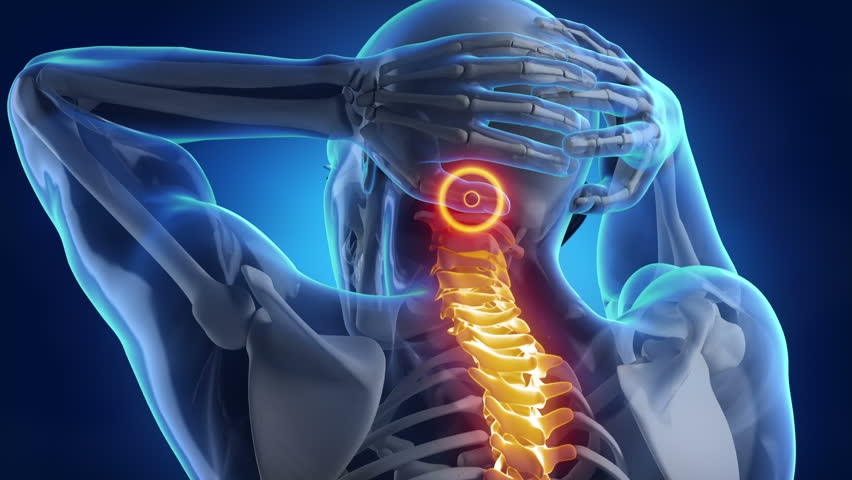 Backbone pain problem