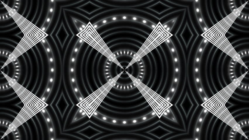 Black and white abstract background, loop   Shutterstock HD Video #11121188
