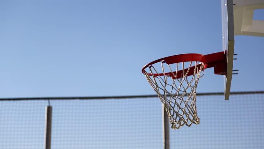 Basketball shoot   Shutterstock HD Video #11151938