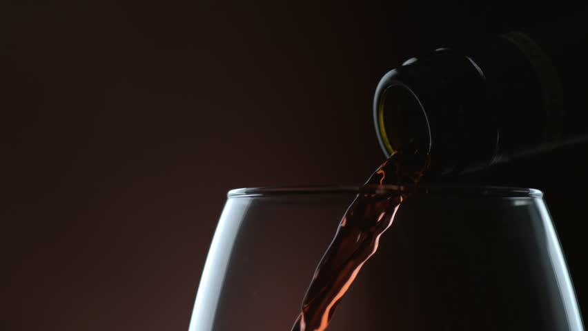 Wine pouring, slow motion, shot on Phantom Flex 4K   Shutterstock HD Video #11245118