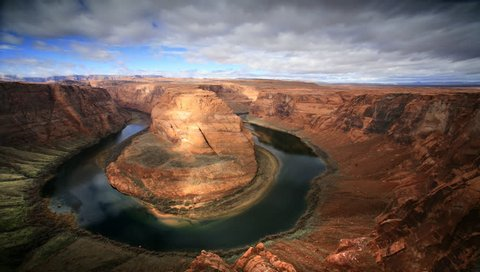 Horseshoe Bend, Colorado River, Page, Utah