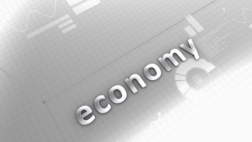 Computer generated, economy growing chart. | Shutterstock HD Video #11320838