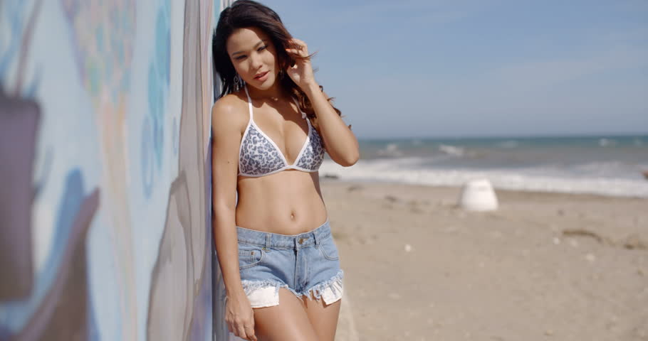 Only reserve, shi shi beach bikini all