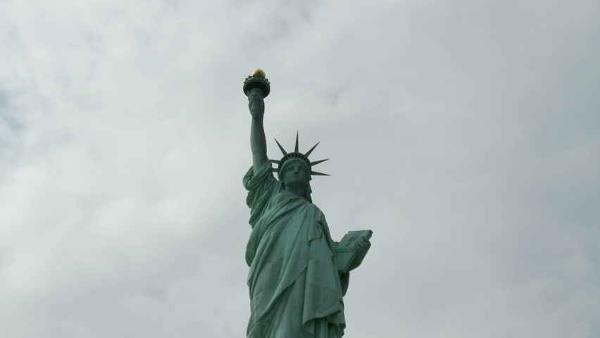 Statue of Liberty Time Lapse | Shutterstock HD Video #1142968