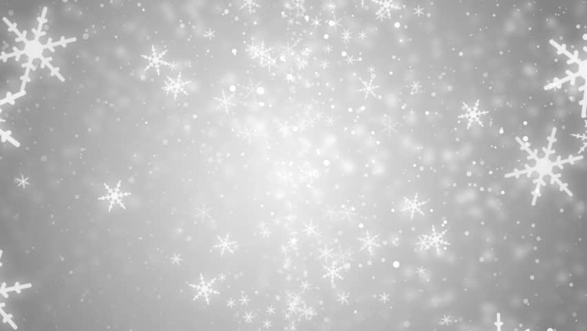 christmas animation background motion graphics white