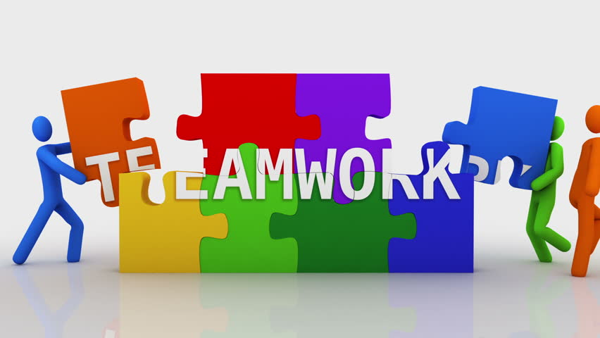 teamwork background