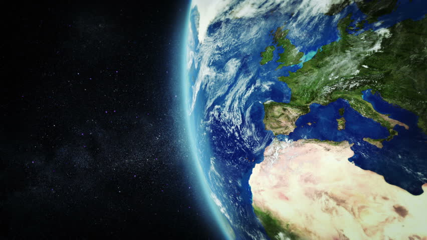 Map Of Africa From Space.Africa Seen From Space 3 Stock Footage Video 100 Royalty Free 11747738 Shutterstock
